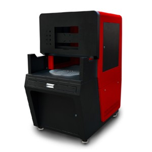 Mini Size UV Laser Marking Machine Fiberglass