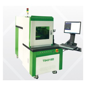 Thin/Thick Film Resistor Laser Trimming Machine – TS4210 Series China