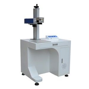 Raycus 20W Fiber Laser Marking Machine PET