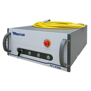 High Power Q-Switched Pulsed Fiber Laser – Raycus RFL 100W-1000W