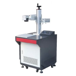 55W Air Cooling CO2 Laser Marking Machine Pressboard