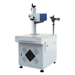 10W Air Cooling UV Laser Marking Machine Glass