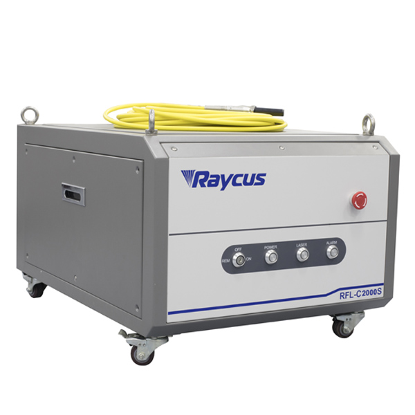 Continuous Wave Fiber Laser – Raycus Single-Module 300W-2000W Featured Image