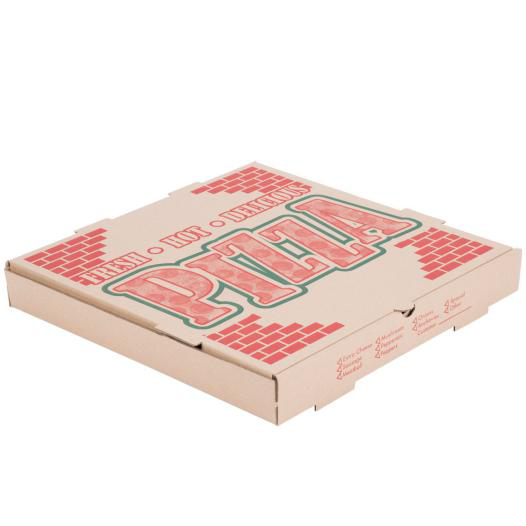 Good quality Biodegradable Paper Tray - Printed Pizza Box Manufacturer – CHUNKAI