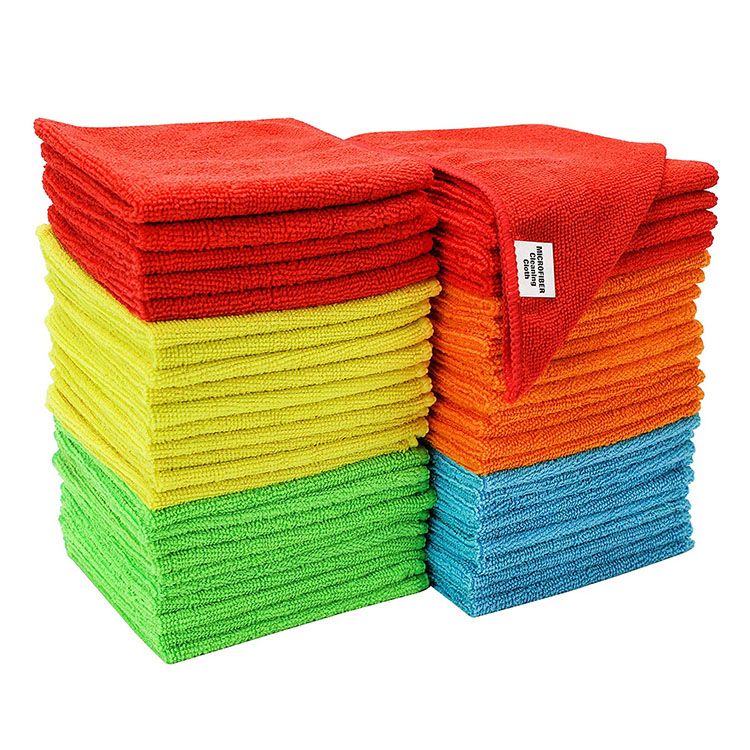Personlized Products Bulk Wholesale Cheapest Pizza Box Supplier - Microfiber Car Wash Cleaning Cloth – CHUNKAI