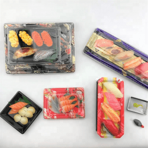 Sushi Box–Chunkai's Team
