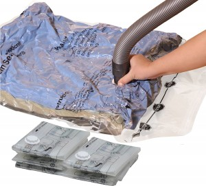 Vacuum Storage Bags to Space Saver