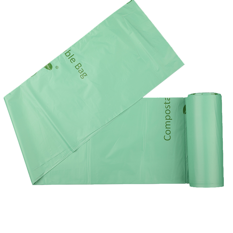 Manufacturer for Biodegradable Cups - Disposable Biodegradable PBAT Garbage Bag – CHUNKAI