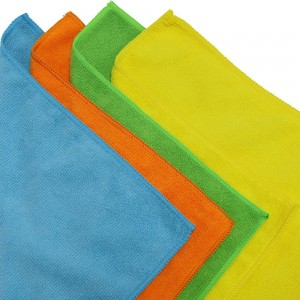 Microfiber Car Wash Cleaning Cloth Towel