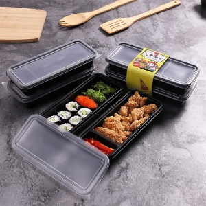Competitive Price for 16oz Plastic Beverage Bottle - Disposable Takeaway Plastic Storage Food Container – CHUNKAI