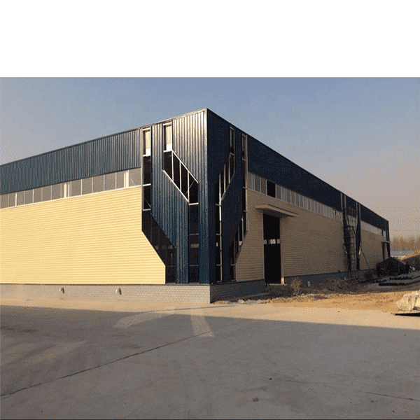 wind-resistant prefabricated steel structure warehouse Featured Image