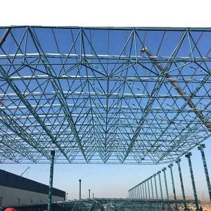 Top quality prefabricated steel structure buildings