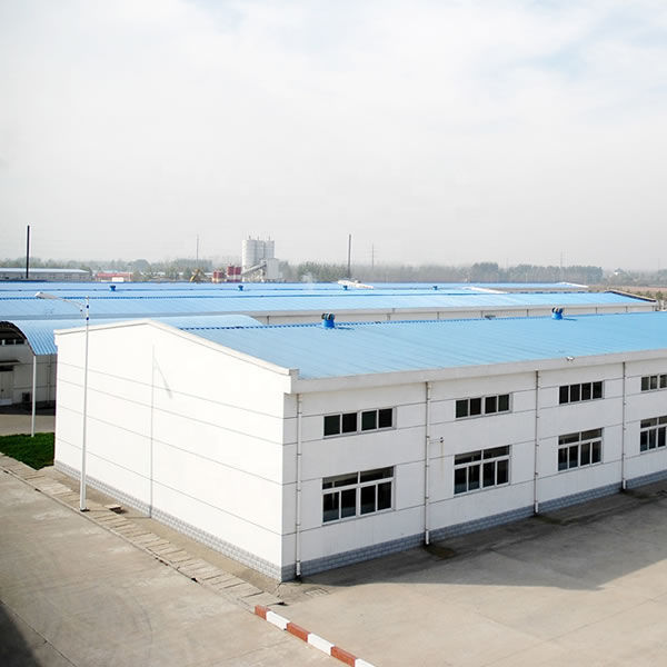 Prefabricated building steel structure farm sheds