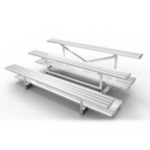 Aluminum Fixed Bleacher
