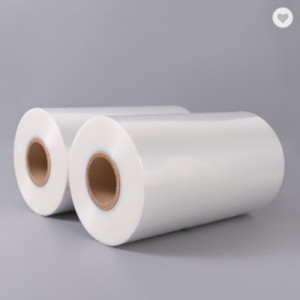 Factory Free sample 1.5 Shrink Wrap Film Roll - Custom 10-35 microns eco-friendly plastic pof thermo shrink wrap film – GS PACK