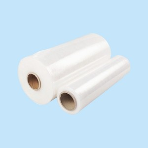 OEM Supply Clear Polyolefin Shrink Film - High Transparent Biodegradable POF heat shrink film Jumbo roll – GS PACK