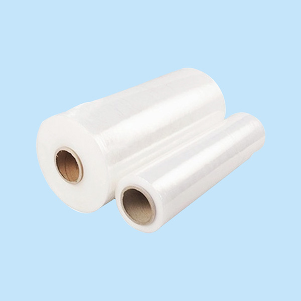Hot-selling Soft Pet Full Cover Film - High Transparent Biodegradable POF heat shrink film Jumbo roll – GS PACK