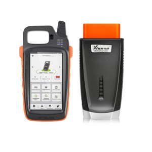Chinese Professional Silca Key Cutting Machine Price - OBD2 Xhorse vvdi mini VVDI Key Tool Max Car Key Programmer Remote Programmer Support work with Condor Dolphin XP005 – Wilongda