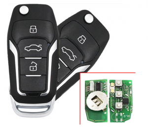 Factory Price Dodge Key Fob - Original Universal KEYDIY B12-4 B12-3 B Style Remote Control Key B-Series for KD-X2 KD900 KD900+,URG200 Key Programmer – Wilongda