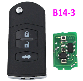 8 Year Exporter 2018 Chevy Tahoe Key Fob - B14-2/B14-3/B14-2+1/B14-3+1B series universal  remote control for KD900/URG200/mini KD generate new keys – Wilongda