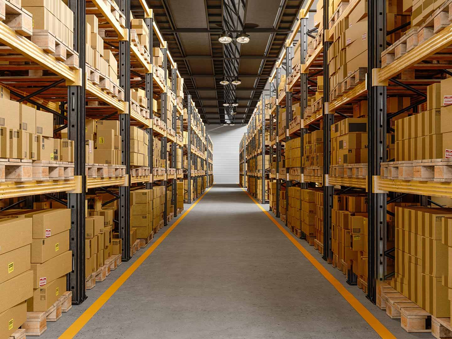 PriceList for Reliable Guangzhou Storage Warehouse Services - China Warehouse – Sunson