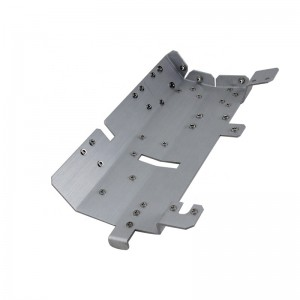 Good quality Ventilation Fans Spare Parts - Stamping Aluminum – Walley