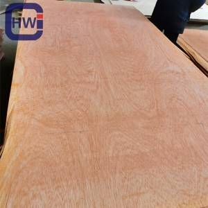 Quality Inspection for Thin Bendable Plywood - HW 1.5-5MM Thick Thin Ilomba Veneer Plywood – Changyu