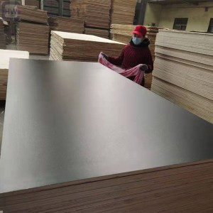 HW 18MM Black HPL Faced Plywood