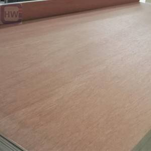 Manufactur standard Furniture Plywood Sheet Price - HW 3mm/5mm/9mm/12mm/15mm/18mm Bintangor Faced Commercial Plywood – Changyu