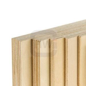 HW Birch Plywood 1220MMX2440MM 2.7-40MM