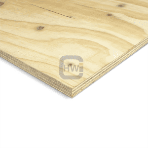 HW Structural CD Plywood 2400 x 1200mm 12mm