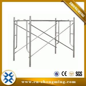 Cheap price Cup Lock Scaffolding - Frame scaffolding – Zhongming