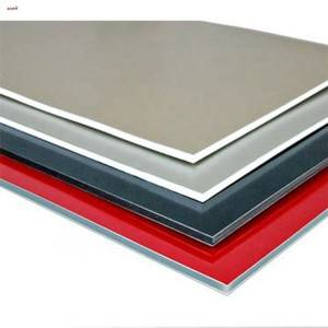 Mirror Aluminium Composite Panel