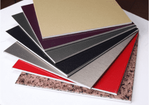 B1 Fireproof Aluminum Composite Panel