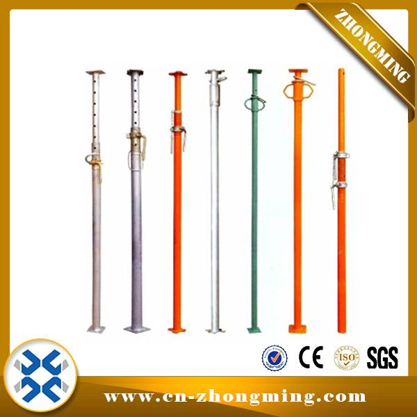 2020 wholesale price Screw Adjustable Base Jack - Steel Support Fittings – Zhongming detail pictures