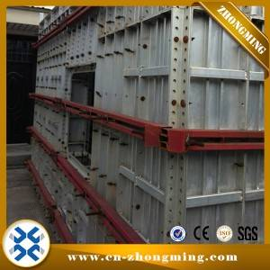 2020 China New Design Metal Shuttering Formwork – Aluminium formwork – Zhongming