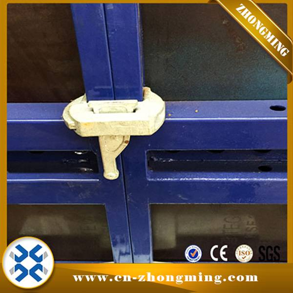 High Quality Metal Concrete Formwork - 63.5#steel formwork – Zhongming detail pictures