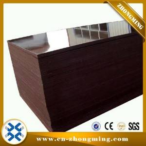 Online Exporter Circular Formwork For Column - PLYWOOD – Zhongming