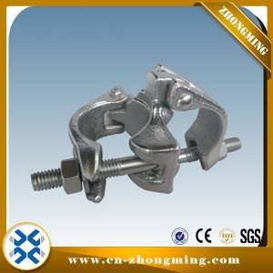China Manufacture Right Angle Couplers / Clamps for Scaffolding