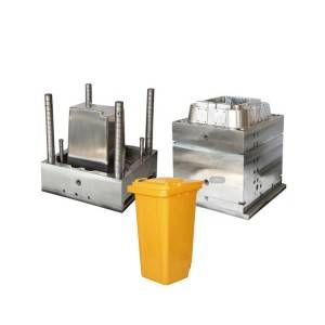 Good Quality Plastic Storage Bin Mold - Dustbin Mould – Aojie Mould