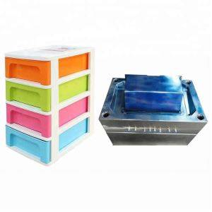 Foldable Organizer Cupboard Mould