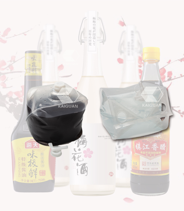 Seasoning (Sake, soy sauce, Vinegar)