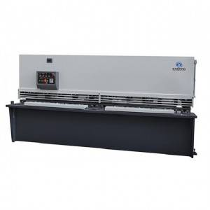 Hot New Products 12w Uv Laser Marking Machine – QC11K Shearing Machine Hydraulic Guillotine Shears – Knoppo