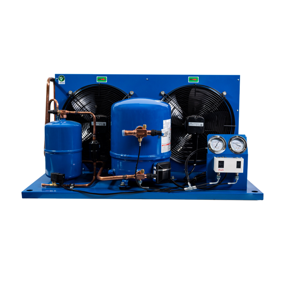 5HP Copeland Compressor Condensing Unit Air cooled Small refrigeration unit price Featured Image
