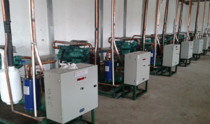 Copeland Air Cooled Compressor Condensing Unit