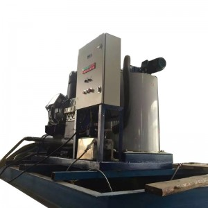 Seawater flake ice machine-10T
