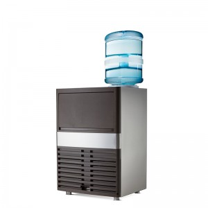 Commercial cube ice machine-55KG