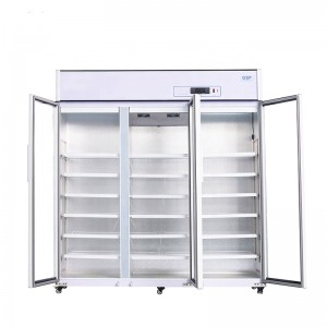 Vaccine storage Low temperature biomedical blood bank equipment cryoch