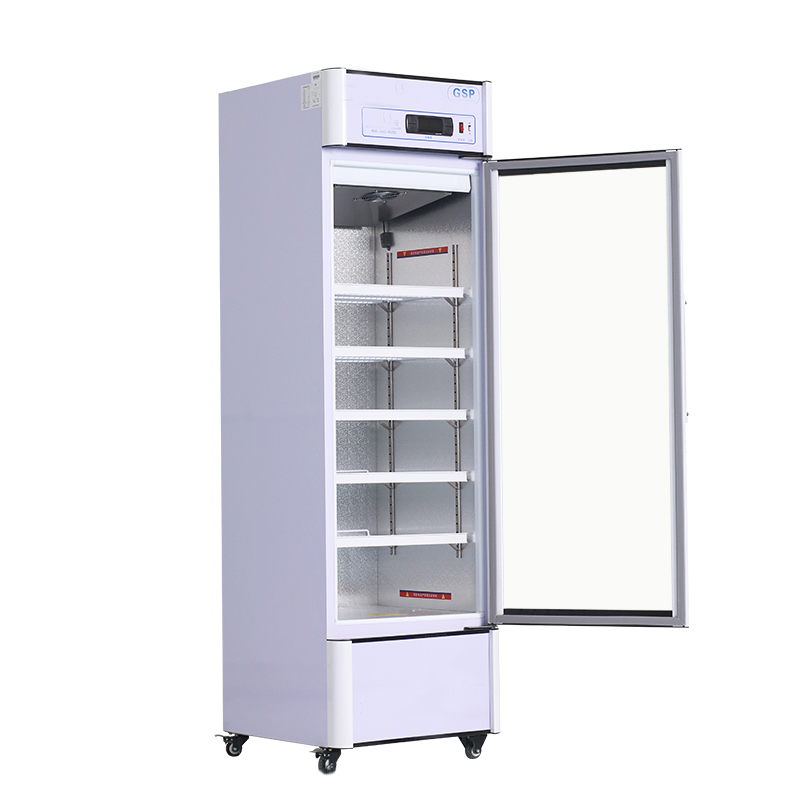Blood bank laboratory biological pharmacy medical refrigerator Featured Image