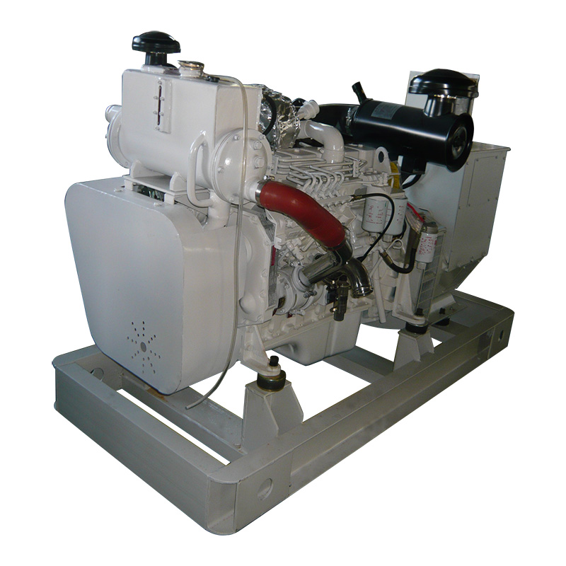 80kw 100kva high quality marine diesel generator set Featured Image